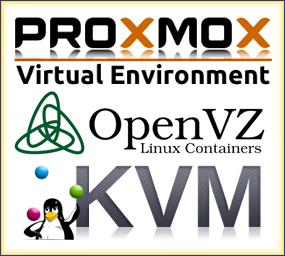 proxmox-kvm-openvz